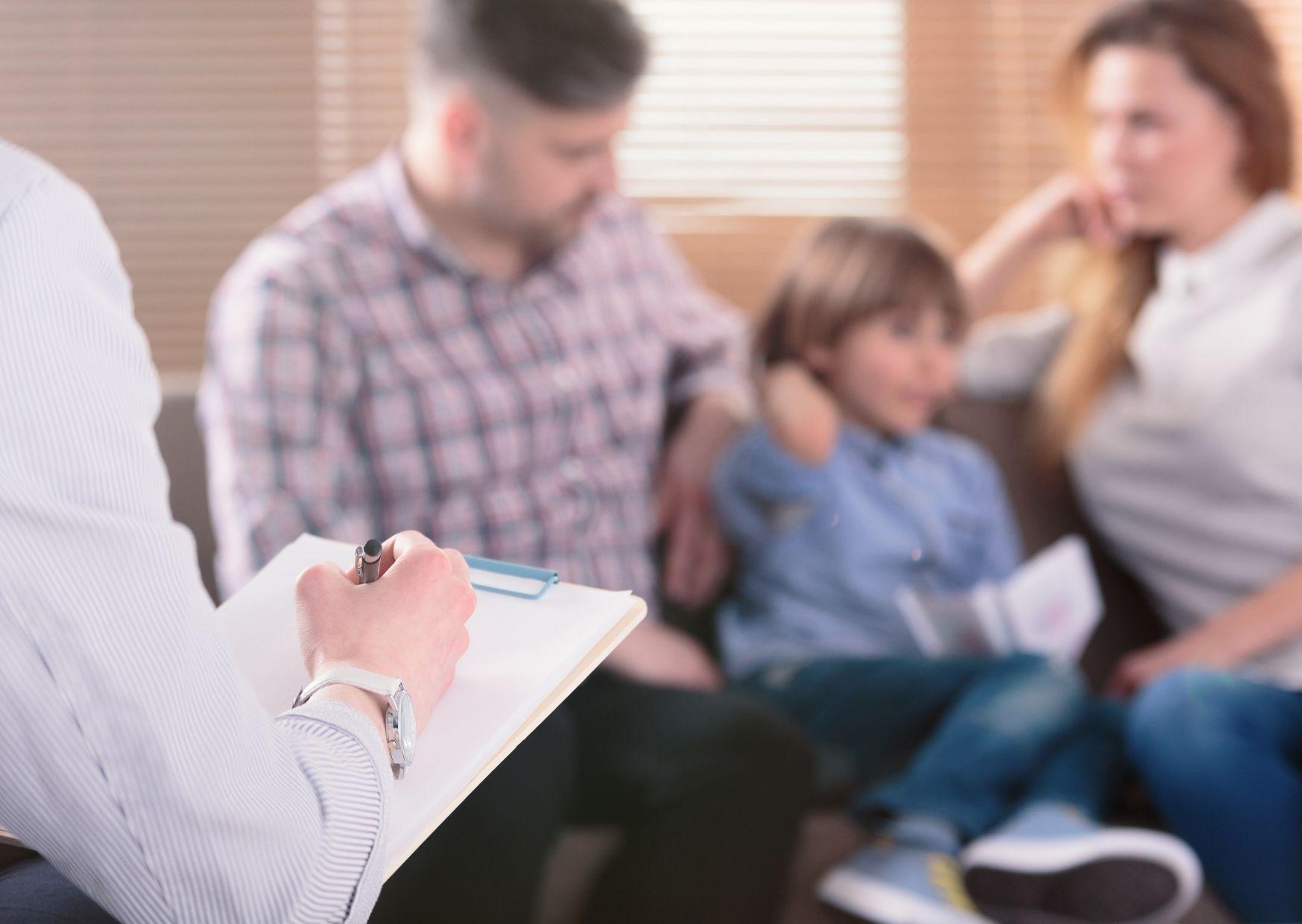 Ģimenes psihoterapija pieejama arī ģimenēm, kurās viens no vecākiem ir ārzemēs